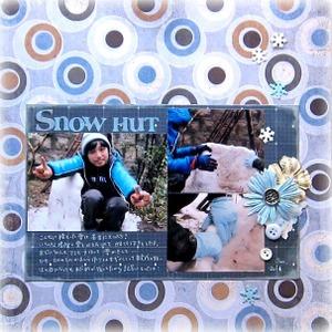Snow_hut