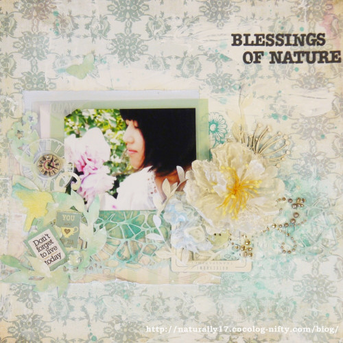 Blessings of nature